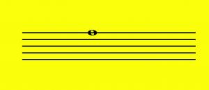 Sonido más agudo dentro del pentagrama
